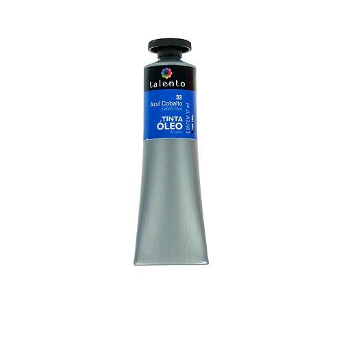 Tinta Óleo 37ml - 33 Az. Cobalto