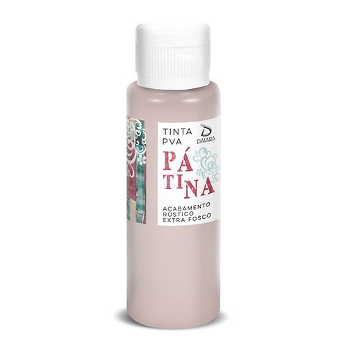 Tinta PVA Pátina 100ml - 833 Rosa Seda