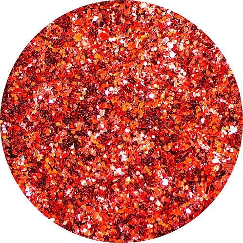 Glitter - Vermelho 14g