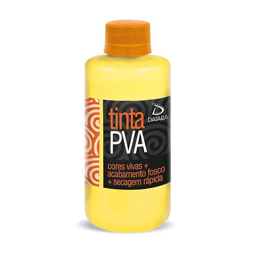 Tinta PVA Básica 250ml - 12 Amarelo Cádmio