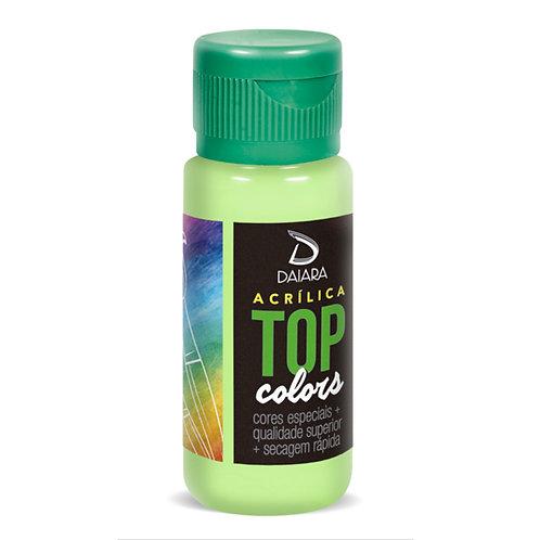Tinta Acrílica Top Colors 60ml - 81 Maçã Verde
