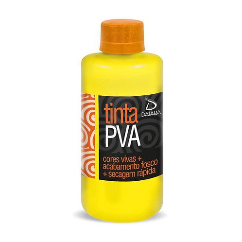 Tinta PVA Básica 250ml - 11 Amarelo Limão
