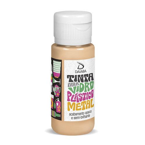 Tinta para Vidro, Plástico e Metal 60ml - 04 Nude