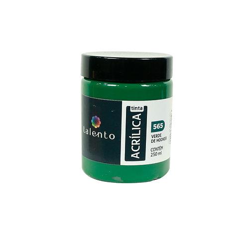 Tinta P/Tela 565 - Verde de Hooker 250ml
