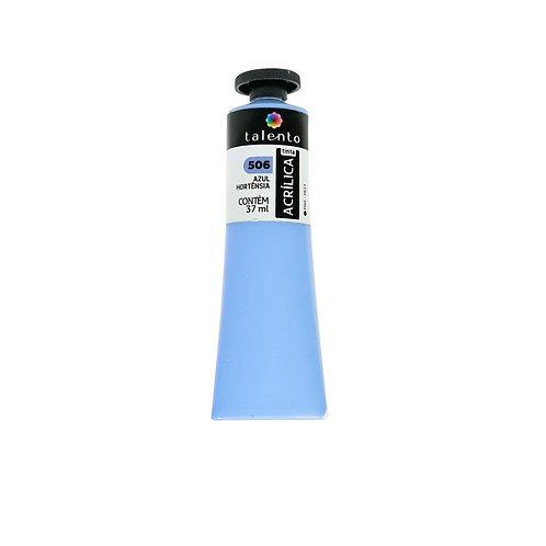 Tinta P/Tela 506 - Azul Hortênsia 37ml