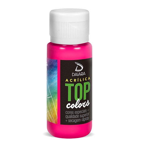 Tinta Acrílica Top Neon Colors 60ml - 303 Pink