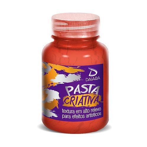 Pasta Criativa 150ml - 06 Vermelho
