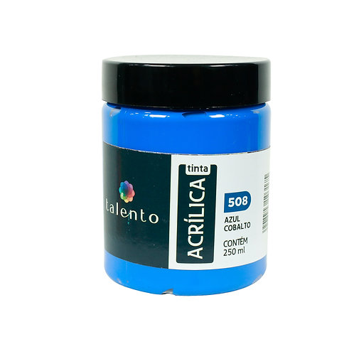 Tinta P/Tela 508 - Azul Cobalto 250ml
