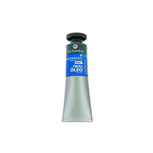 Tinta Óleo 20ml - 35 Az. Ftalocianina
