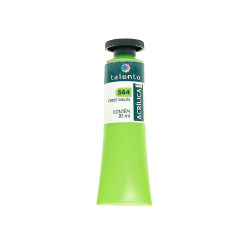 Tinta P/Tela 564 - Verde Inglês 20ml