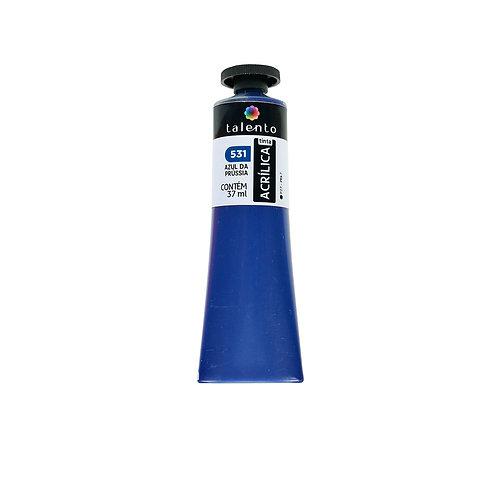 Tinta P/Tela 531 - Azul da Prússia 37ml