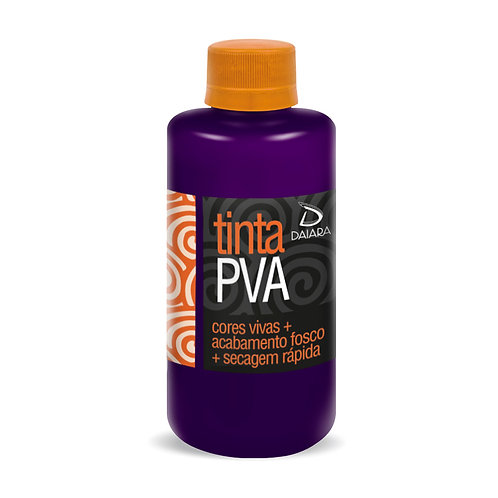 Tinta PVA Básica 250ml - 91 Violeta Cobalto
