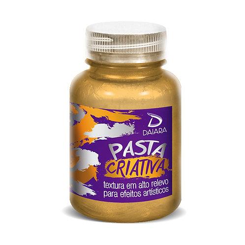 Pasta Criativa 150ml - 111 Ouro Pálido
