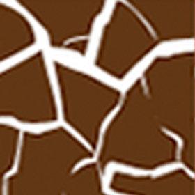 Kit Craquelê Brilhante 40ml - 63 Marrom Café