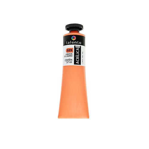 Tinta P/Tela 525 - Laranja de Cadmio 37ml
