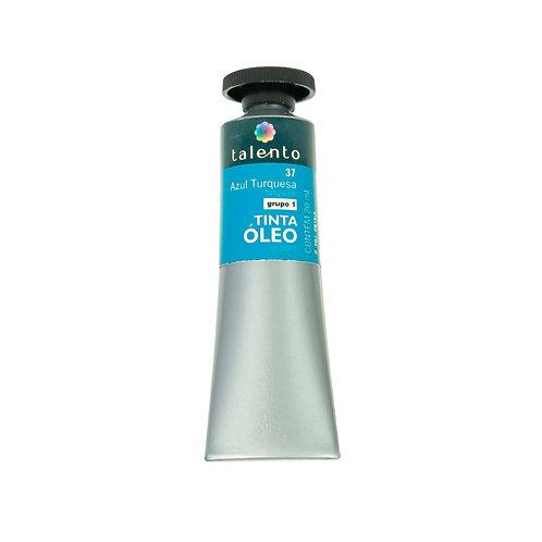 Tinta Óleo 20ml - 37 Azul Turquesa