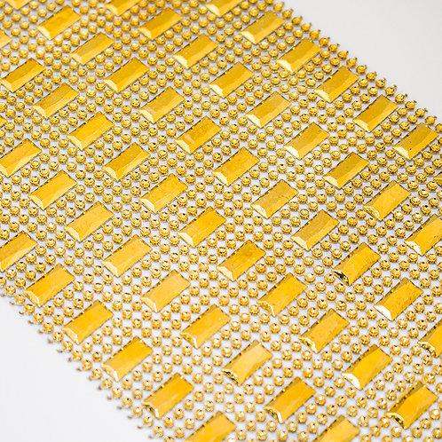 Manta de Plástico Metalizada - 3267