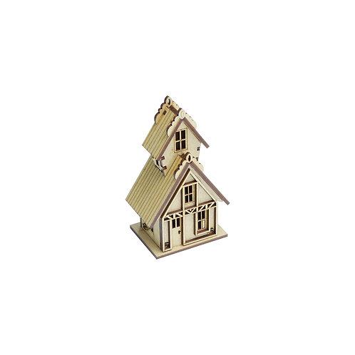 Casa Dois Telhados