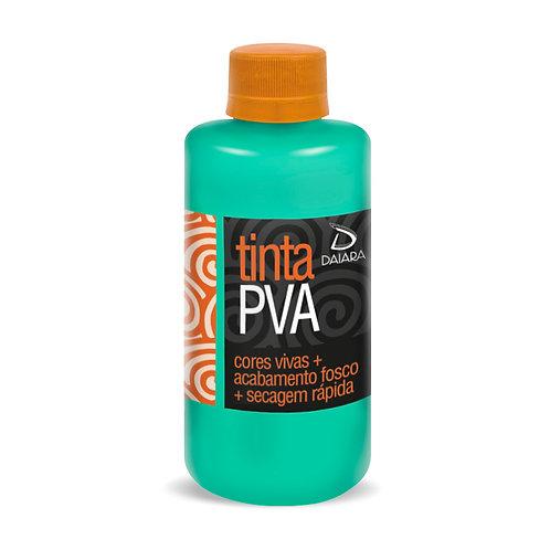 Tinta PVA Básica 250ml - 125 Verde Esmeralda