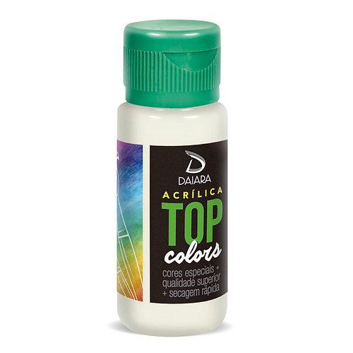 Tinta Acrílica Top Colors 60ml - 03 Geada