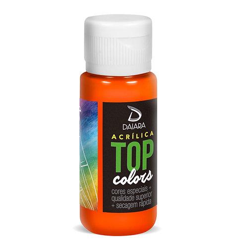 Tinta Acrílica Top Neon Colors 60ml - 301 Laranja