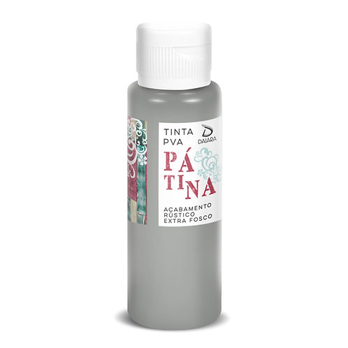 Tinta PVA Pátina 100ml - 805 Cinza Urbano