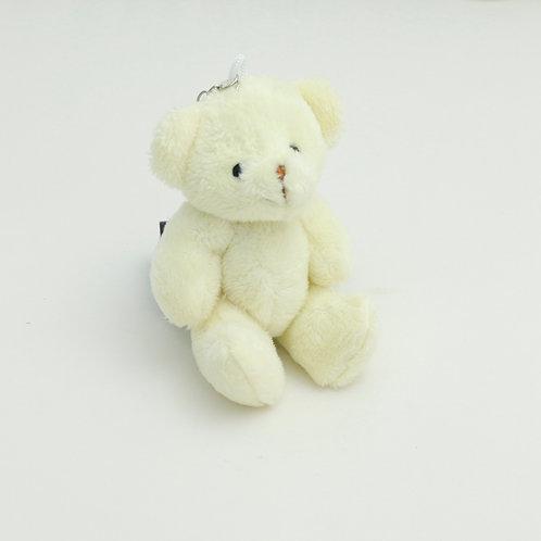 3370 - Urso Liso 11 cm Chaveiro