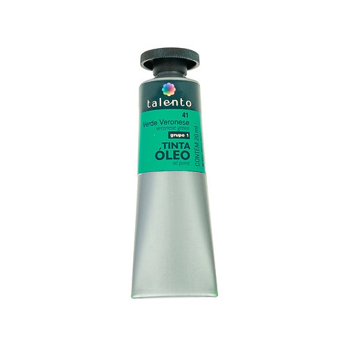 Tinta Óleo 20ml - 41 Verde Veronese