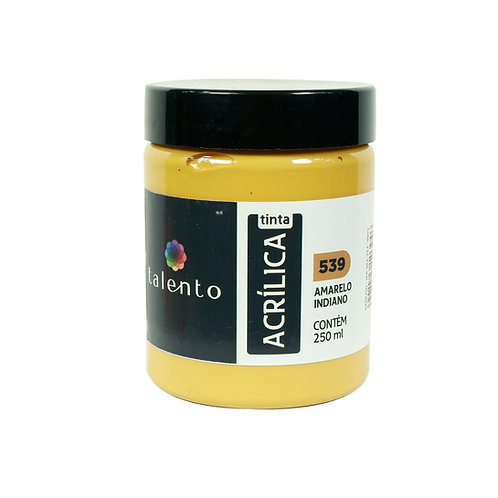 Tinta P/Tela 539 - Amarelo Indiano  250ml
