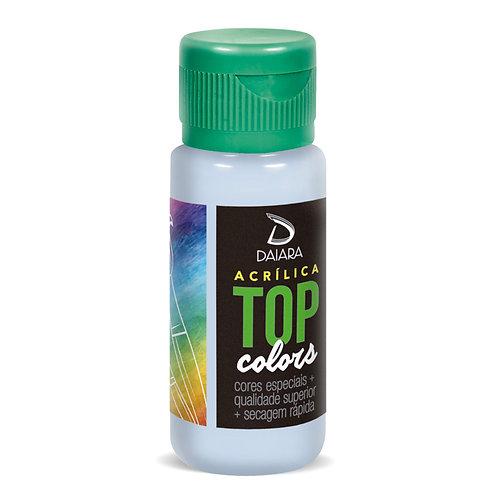 Tinta Acrílica Top Colors 60ml - 58 Azul Soft