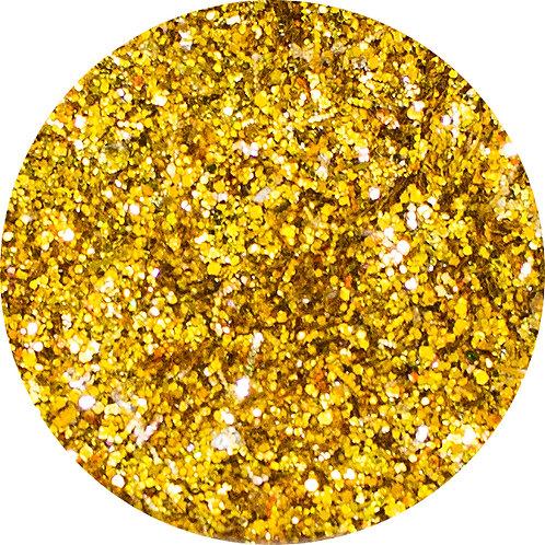 Glitter - Ouro Escuro 14g