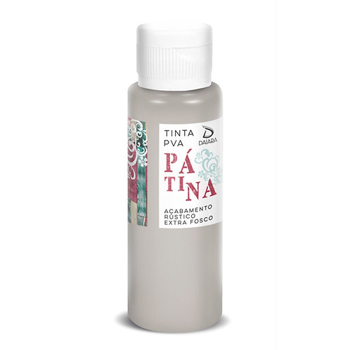 Tinta PVA Pátina 100ml - 804 Cinza Europeu