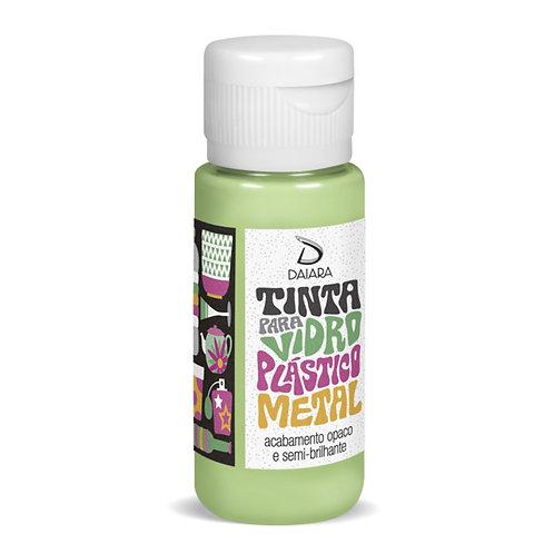 Tinta para Vidro, Plástico e Metal 60ml - 24 Verde Claro