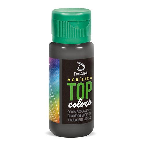 Tinta Acrílica Top Colors 60ml - 97 Grafite