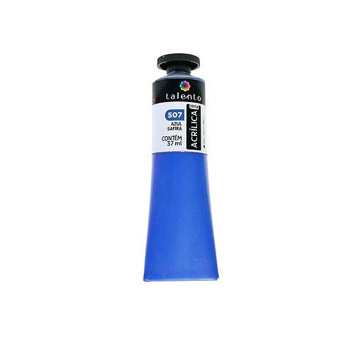 Tinta P/Tela 507 - Azul Safira 37ml