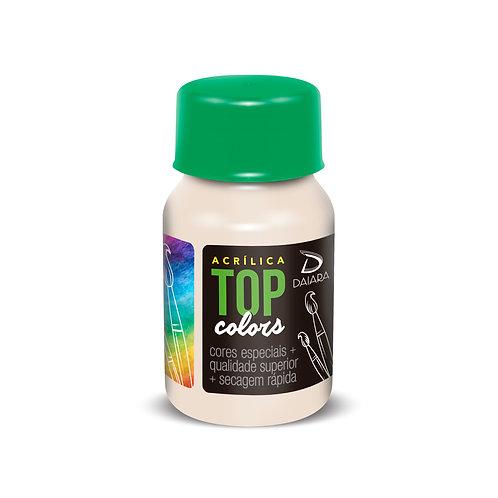 Tinta Acrílica Top Colors 37ml - 02 Pérola
