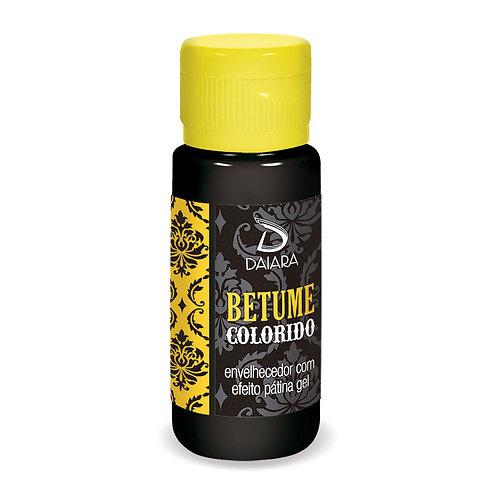 Betume Colorido 60ml - 15 Preto