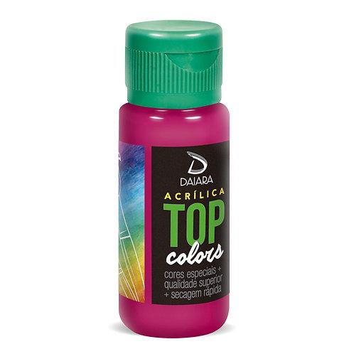 Tinta Acrílica Top Colors 60ml - 37 Magenta