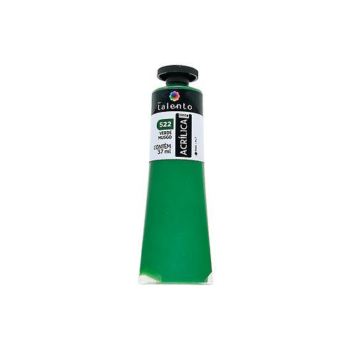 Tinta P/Tela 522 - Verde Musgo 37ml