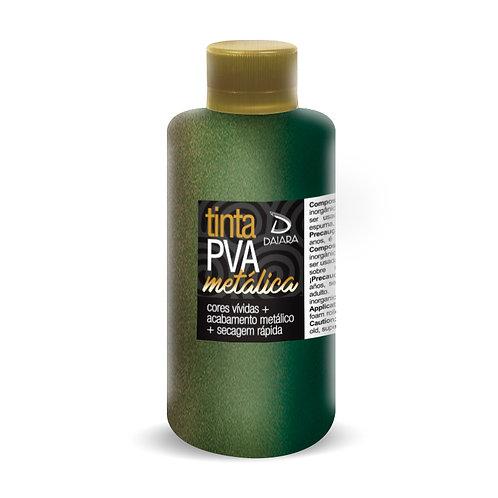 Tinta PVA Metálica 250ml - 618 Verde Jade