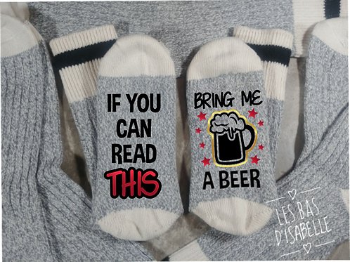 IF YOU CAN READ THIS... BRING ME A BEER