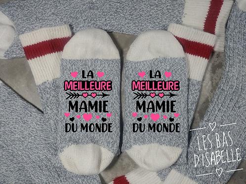 LA MEILLEURE MAMIE DU MONDE
