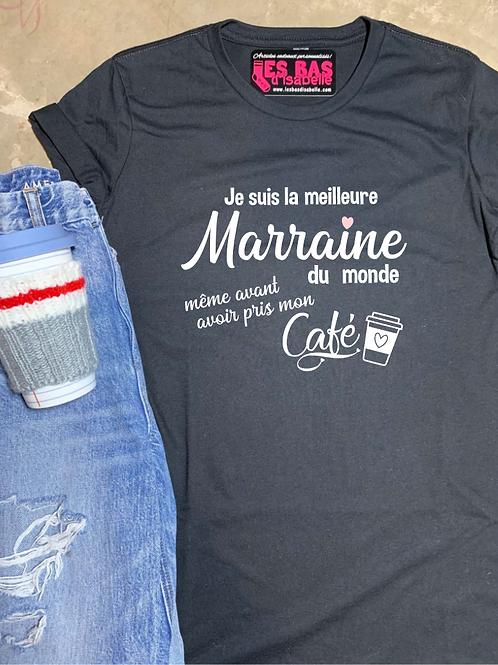 MEILLEURE MARRAINE DU MONDE