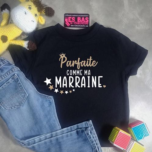 PARFAITE COMME MA MARRAINE