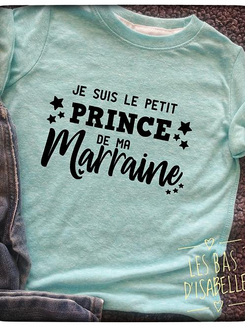 JE SUIS LE PETIT PRINCE DE MA MARRAINE