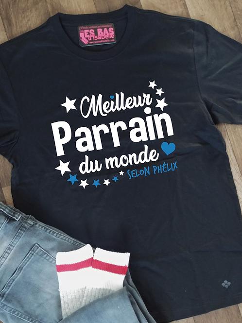 MEILLEUR PARRAIN DU MONDE