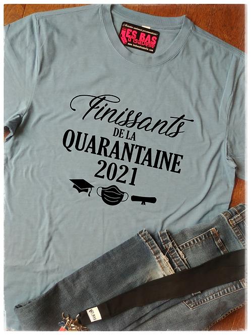 FINISSANTS DE LA QUARANTAINE 2021