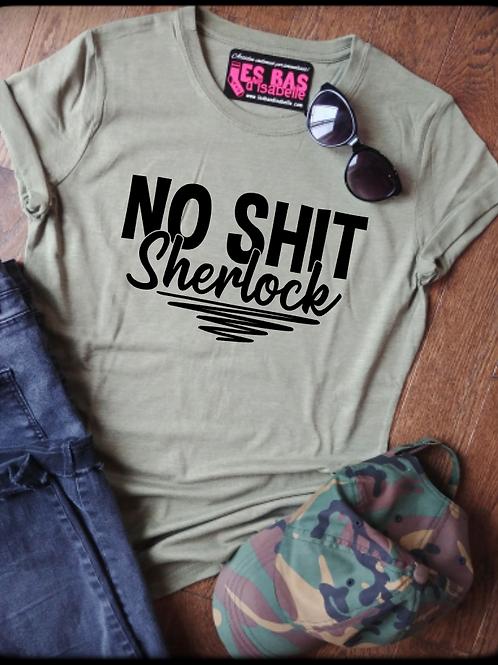 NO SHIT SHERLOCK