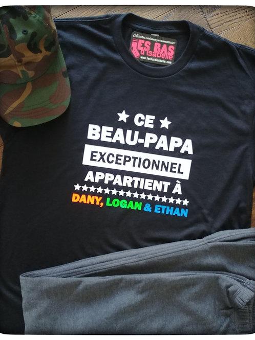 OPTION COULEURS, CE BEAU-PAPA EXCEPTIONNEL APPARTIENT À