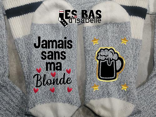 JAMAIS SANS MA BLONDE